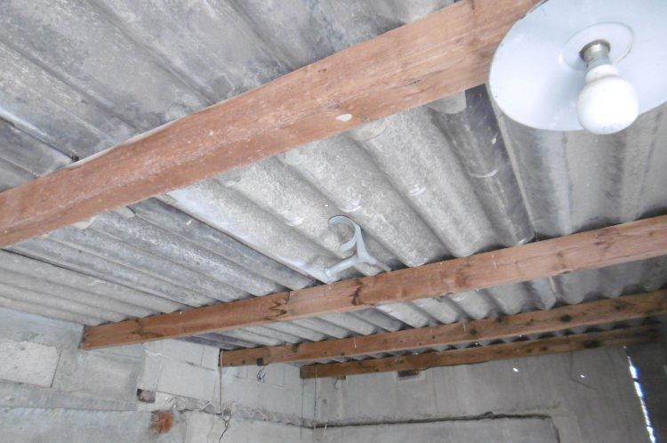 Tôle ondulée fibro ciment